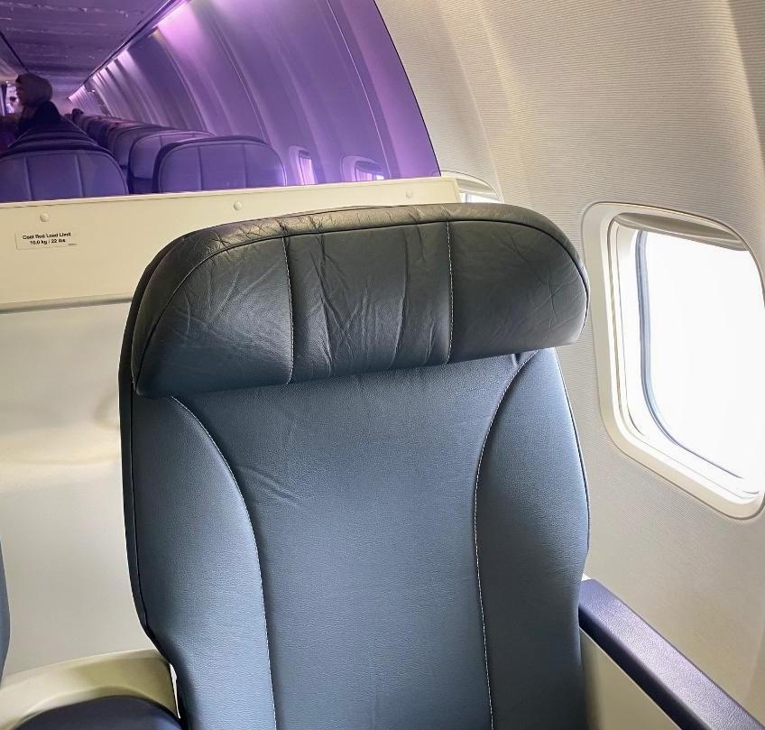 Rex B-737 Business Class Seat