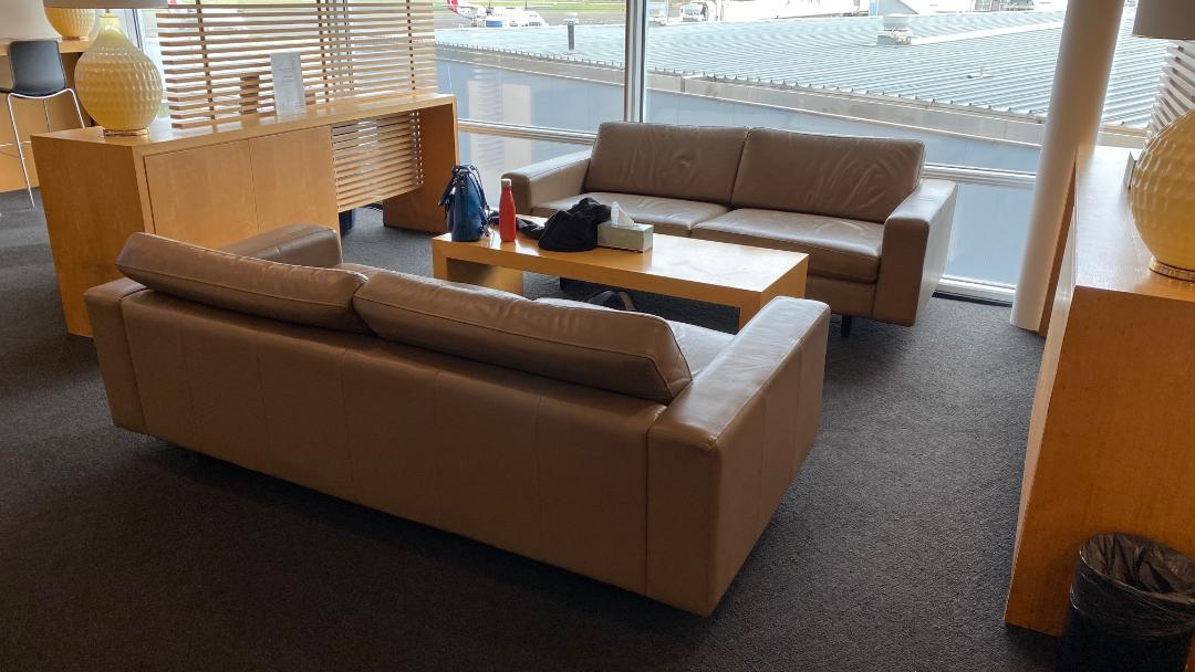 Group Seating - Rex Lounge, Sydney Airport