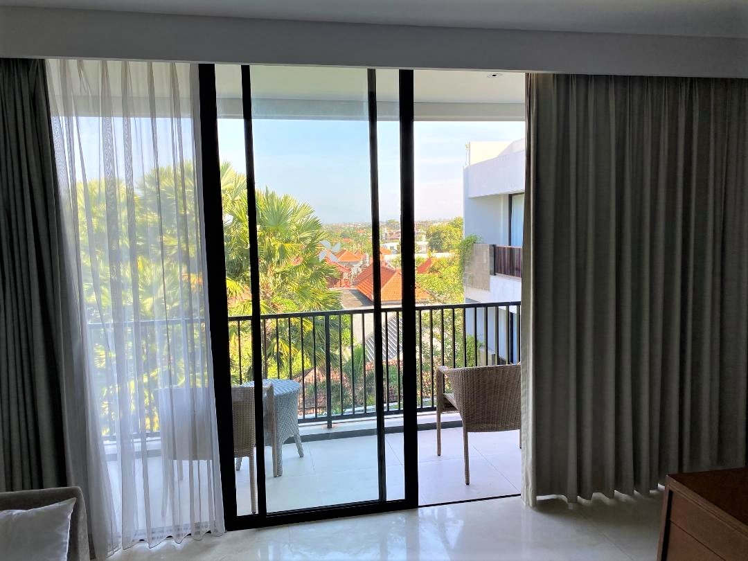 Balcony Access, Junior Suite, Four Points by Sheraton Bali, Seminyak