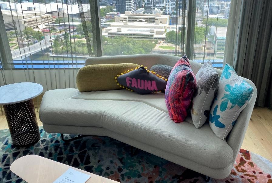 Sofa, Fantastic Suite - W Brisbane