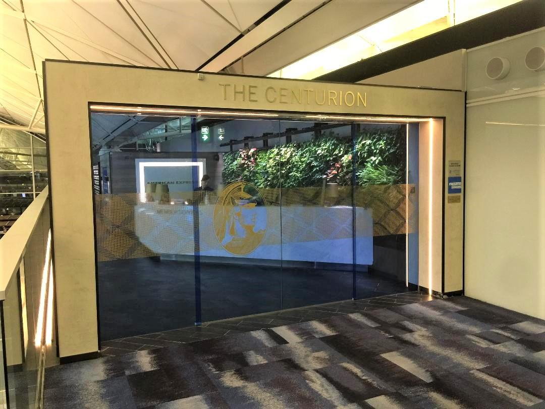 The Centurion Lounge, Hong Kong Airport