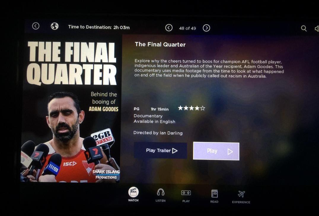 The Final Quarter