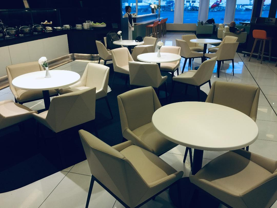 The House Cafe-Style Seating