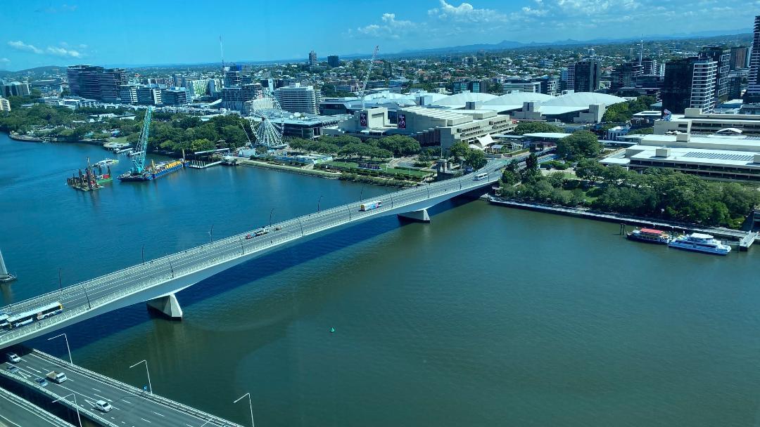 Fantastic Suite Views, W Brisbane