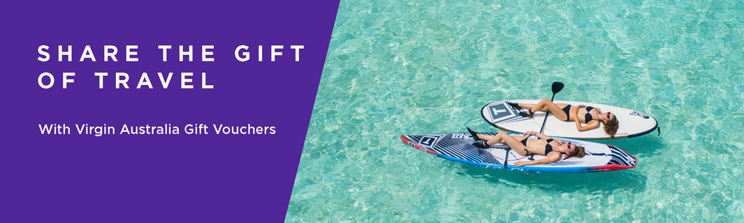 Virgin Australia Gift Voucher