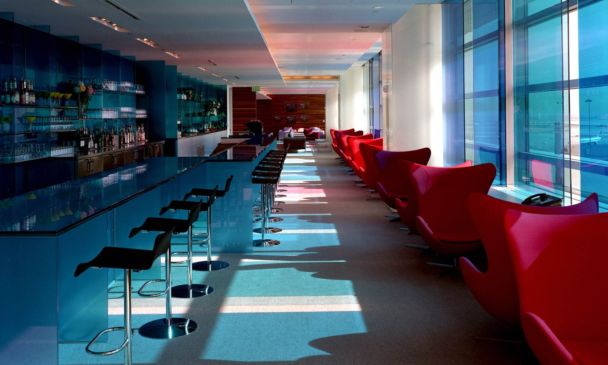 Virgin Atlantic Clubhouse