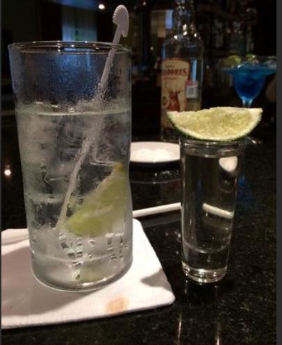 Vodka & Sprite