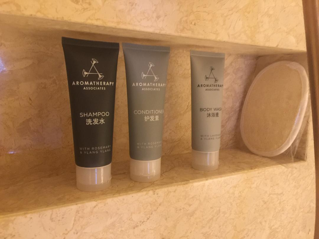JW Marriott Macau, Executive Suite, Bath products