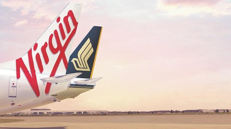 Virgin Australia & Singapore Airlines