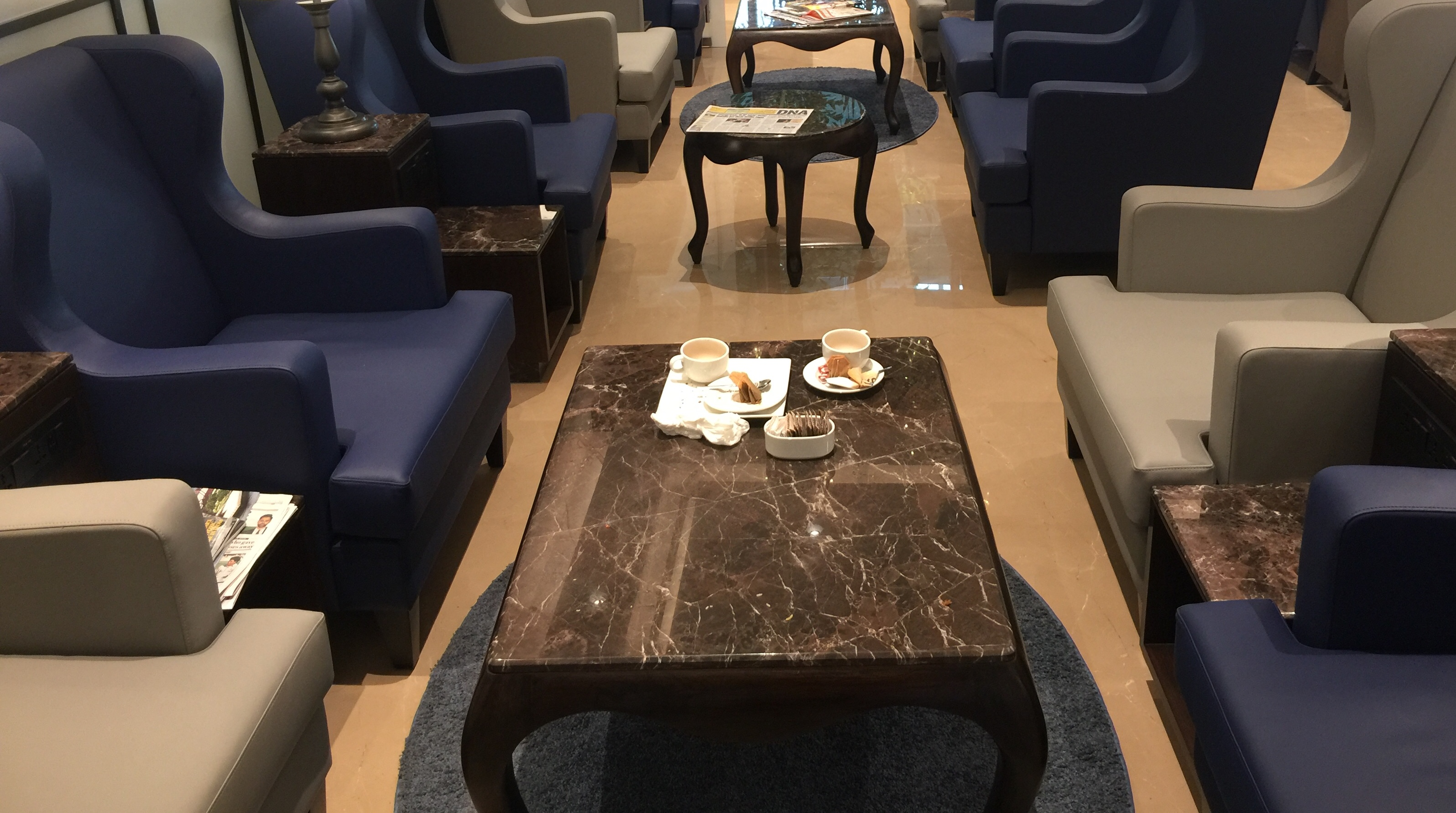 A la Carte seating